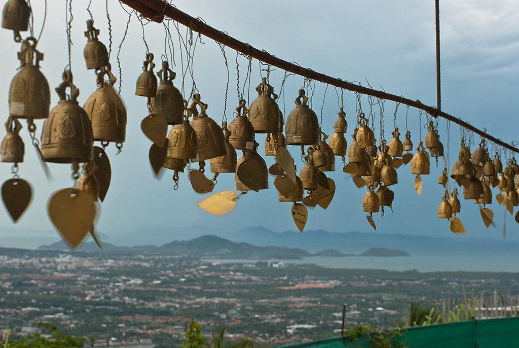 big buddah bells and Phuket
