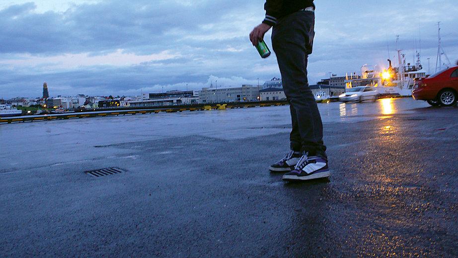 harbour party Reykjavík